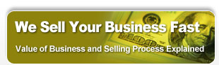 We sell your business fast